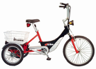 eTrike electric trike