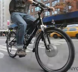 eZee Forza electric bike|video review