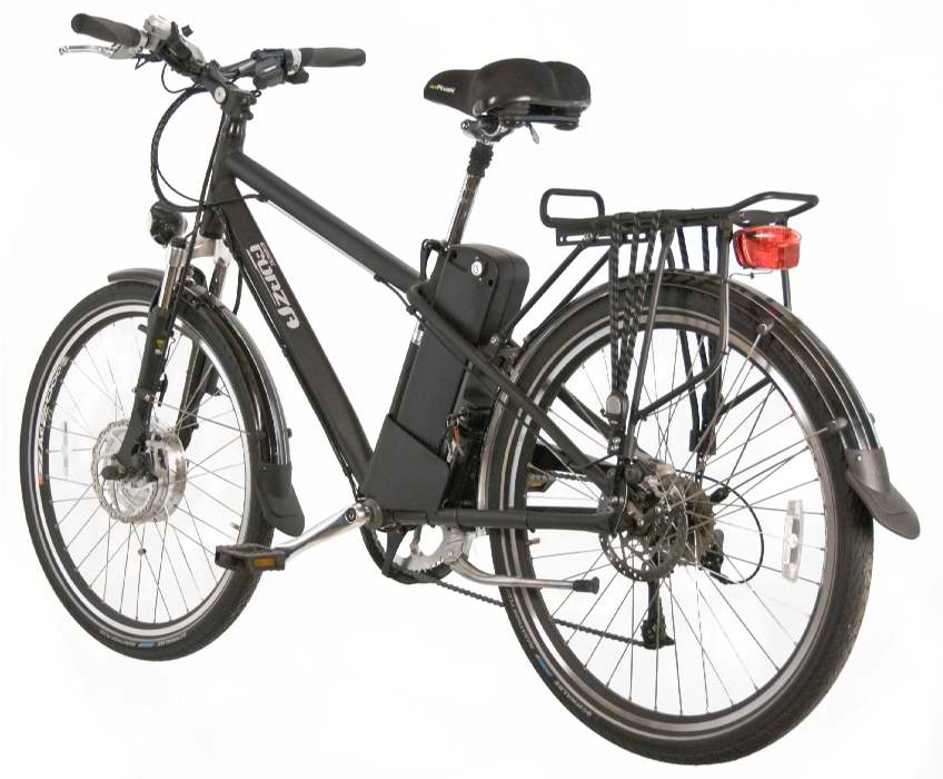 eZee Forza high performance electric bike