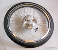 eZee Motor wheel, Quando (old)