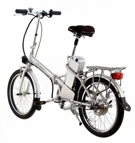 eZee Quando electric folding bike