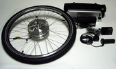 eZeebike electric bike kit