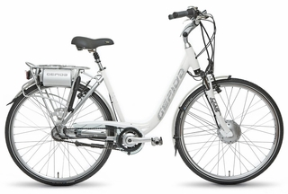 Gepida Reptila 1100 electric assisted bicycle