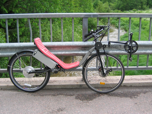 Get Em While They're Hot - Electrified Recumbent's in Finland