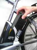Giant Lite, electric assisted bike