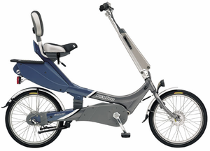Giant REVIVE SPIRIT electric bike (DISCONTINUED)