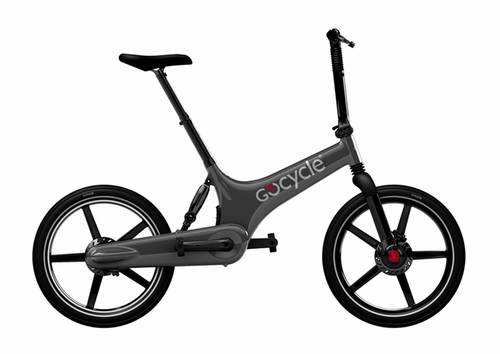 GoCycle - Automotive Design, Lightweight eBike
