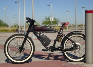 Hitting The Trails: Electric Mountain Bikes!