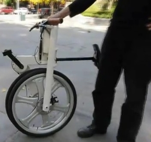 IF Mode folding bike|video review