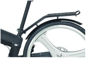 IF Mode Rear Carrier With Fender Set