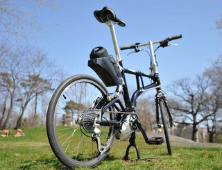 IF Reach DC, lightweight electric folding bike