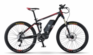 IZIP e3 Peak DS -  Mid Drive Mountainbike!
