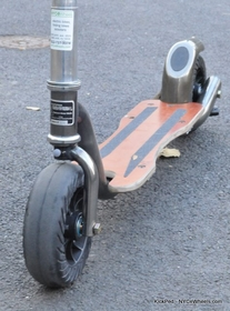 KickPed Kick Scooter Review by Seth