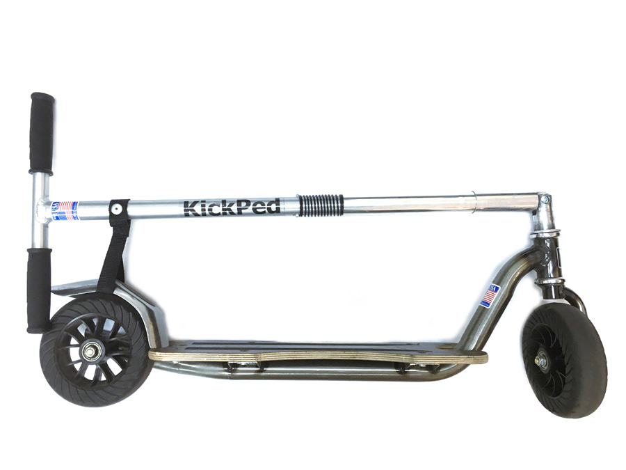 Kickped Our Toughest Kick Scooter Nycewheels Com
