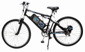 LashOut electric bike