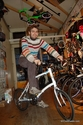 Mark Dashes Home on the Dahon Dash P18 Folding Bike