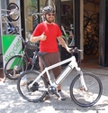 Mark's First Ride on the Stromer Electric Bike