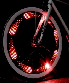 """MonkeyLight Wheel Light, Fits 16"""" and Larger Wheels"""