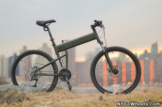 Montague Paratrooper folding bike|Video Review