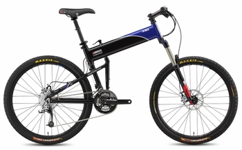 Montague SwissBike X90 folding bicycle