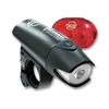 Planet Bike Light Set - Beamer 1 + Blinky 3