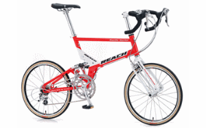 Bikes Pacific Reach folding bike review by