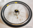 Rear wheel for Sprint