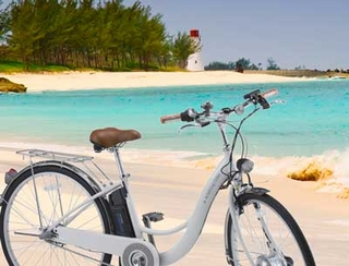 Sanyo Eneloop Electric Bike Hits The Beaches