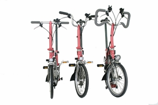 Select your Brompton folding bike by type