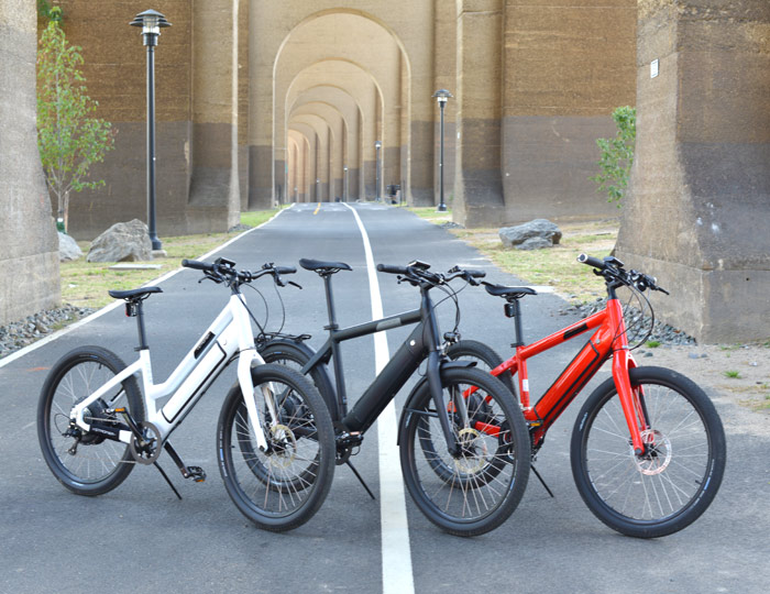 Stromer ST1 Electric Bicycle