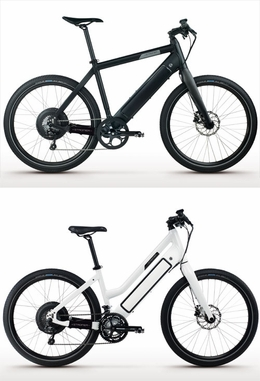 Stromer ST1 Elite / ST1 Platinum - Electric Bicycle