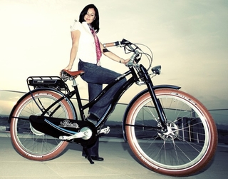 Styriette Electric Bicycle By BionX
