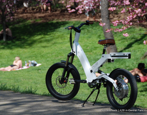Taking the A2B electric bike for a spin|Going beyond  A to B