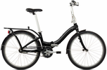 Tern Castro Duo folding bicycle