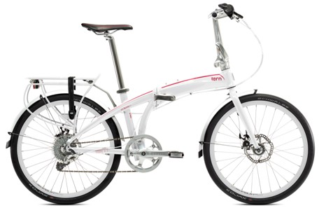 Tern Eclipse P9 folding bike