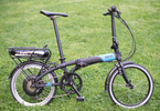 Tern Link D8 with BionX folding bike motor kit