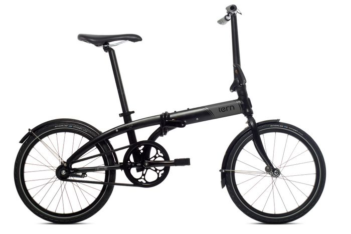 Tern Link Uno, single speed folding bike