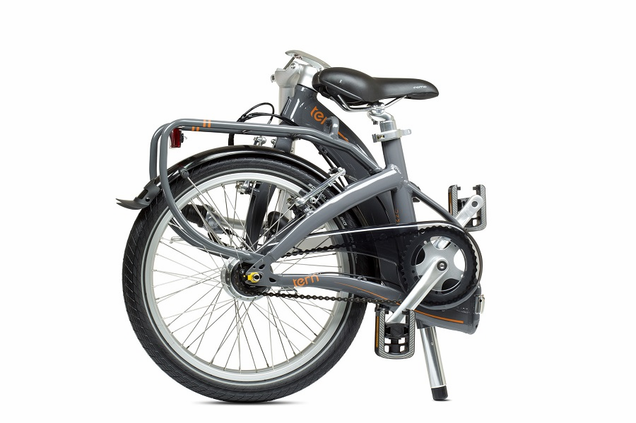 Tern Swoop D7i - Comfort folding commuter bike