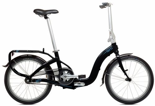 Tern Swoop Duo - Comfortable folding bike