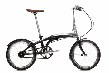 CLEARANCE SPECIAL - 2013 Tern Verge S11i folding bike - No lighting or rack