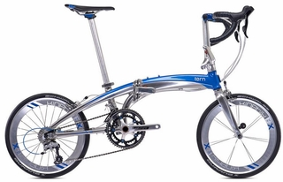 Tern Verge X18 - Ultra-fast folding road bike