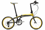 Tern Verge X30h - a folding road bike