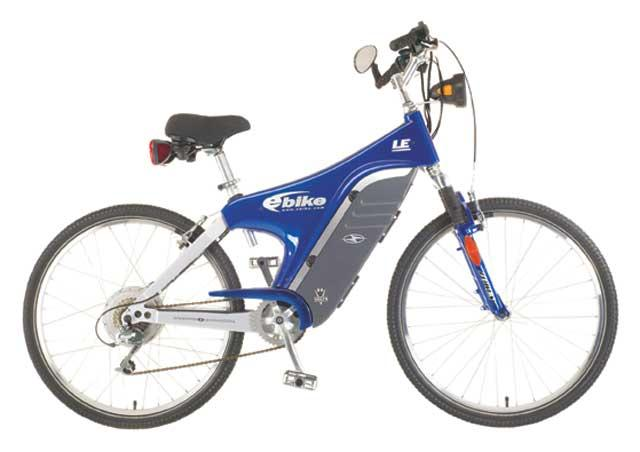 The Lee Iacocca electric bicycle: eBike