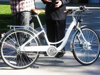 The Sanyo Eneloop electric bike, the best ever?