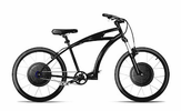 Tidalforce iO / iO-X Cruiser electric bike