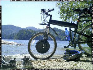 Tidalforce M750 electric bike