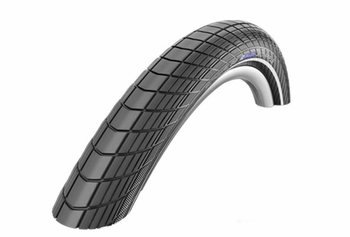 Tire: 16x2 Schwalbe Big Apple