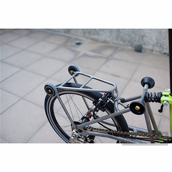 Titanium Rear Rack, Small