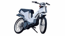 Viento electric motorbike