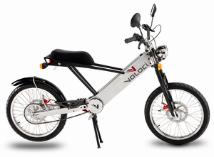 Voloci NiMH electric motorbike review